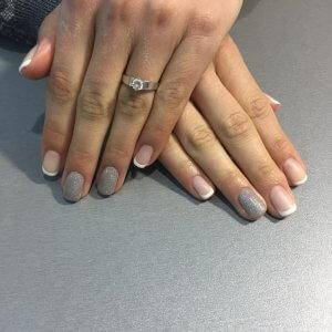 Модные рисунки на ногтях
