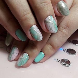 Модные идеи дизайна ногтей с рисунком